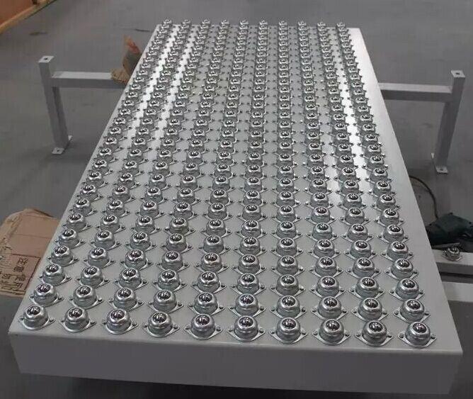 China Ball Transfer Conveyor Table China Conveyor