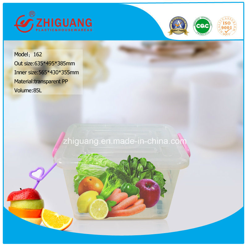 China Best Seller Item Plastic Storage Box Varised Size Clear Plastic Storage  Container With Wheels (16 Litre To 180 Litre)   China Storage Box, ...