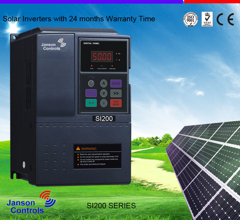 Solar Pumping Inverter, off Grid Solar Inverter, Pump Inverter