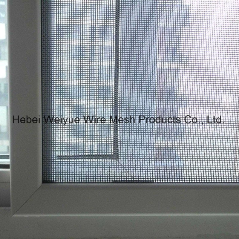 China SS304 Wire Mesh for Window/Door Mosquito Screen Security ...