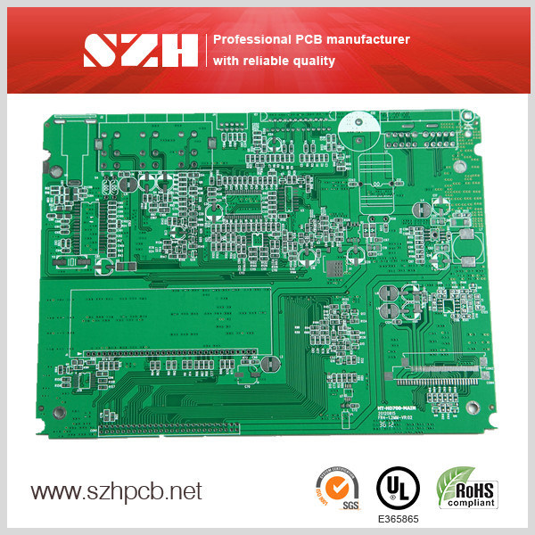 HDI PCB Board SD Card OBD2 Scanner RFID Reader Memory Card
