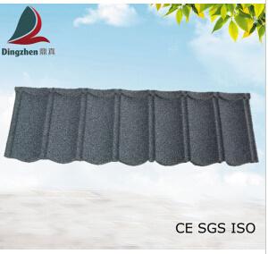 China Modern Interlocking Plain Tile