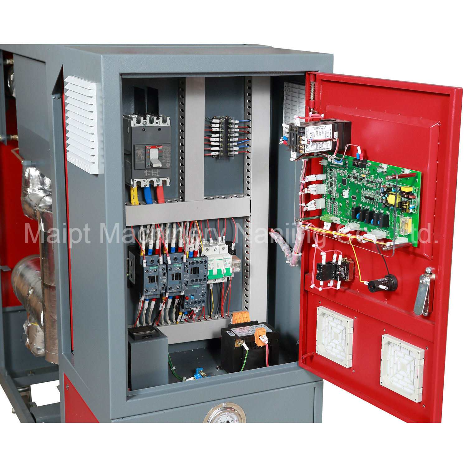 China Electric Heating Water Type Mold Temperature Control Machine Wire Mpr 50 36