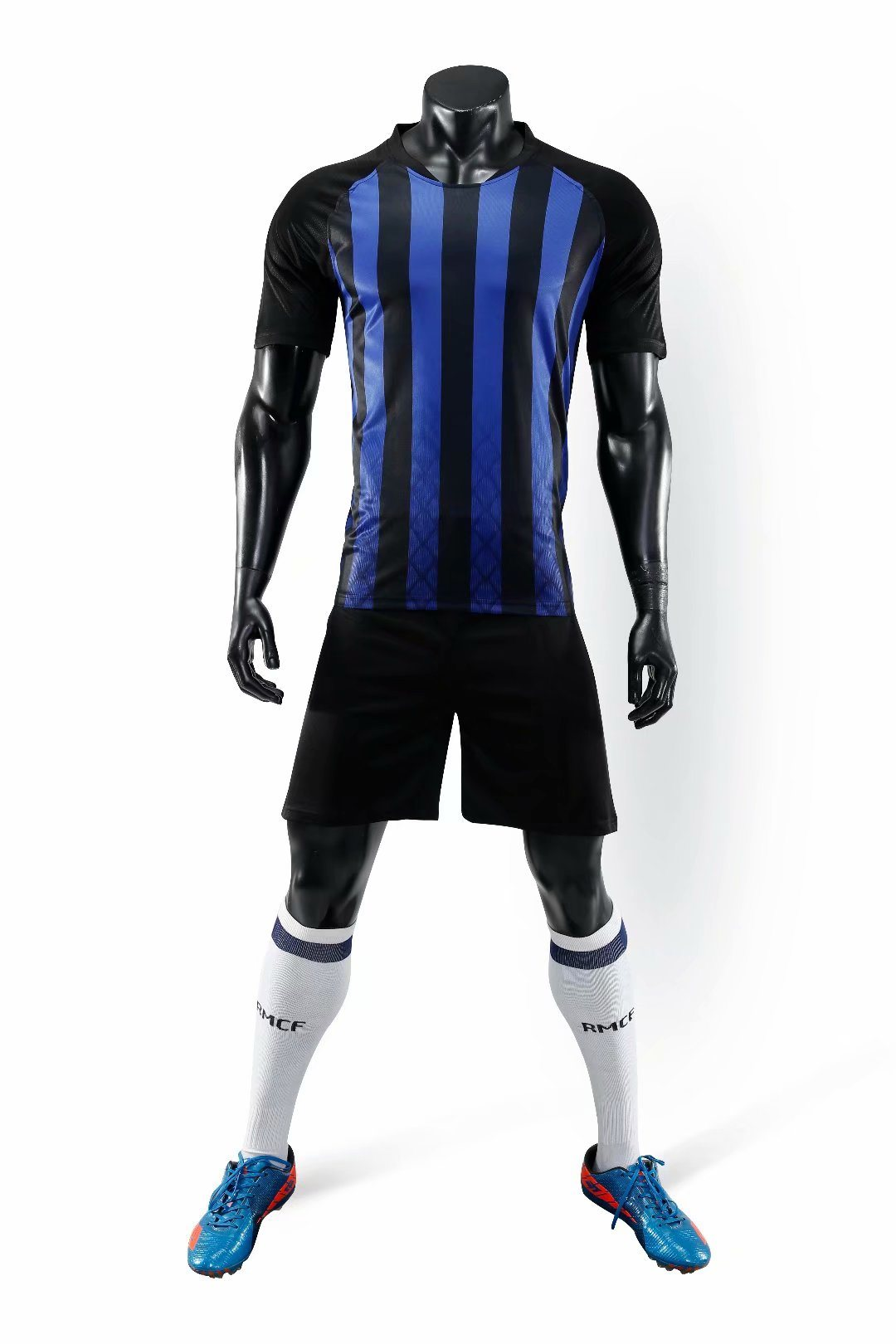 online retailer 70542 8d286 [Hot Item] 2018/2019 Inter Milan Home Soccer Jerseys and Shorts