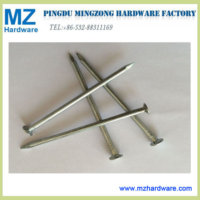 China New Weight 22kg/Carton Polished Common Wire Nail to Dubai ...