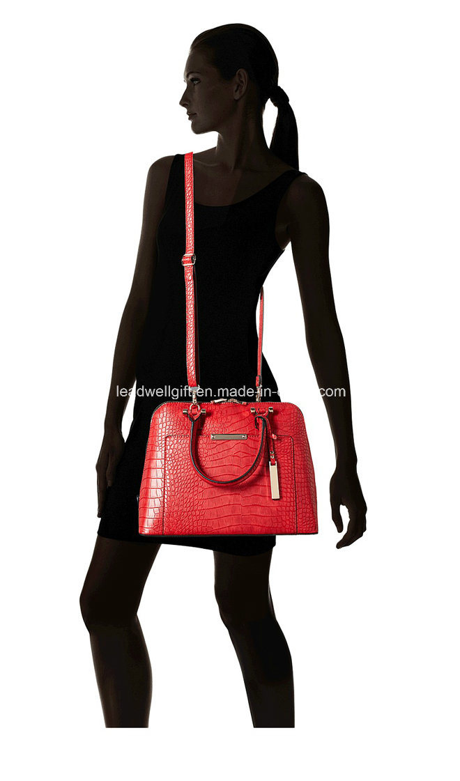 Hot Sale PU Shoulder Fashion Women Bags Lady Handbags pictures & photos