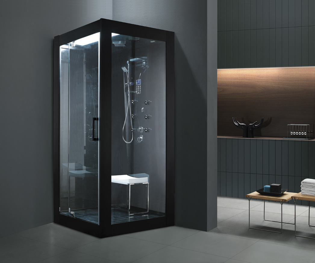 interiors steam shower product cabin hobson