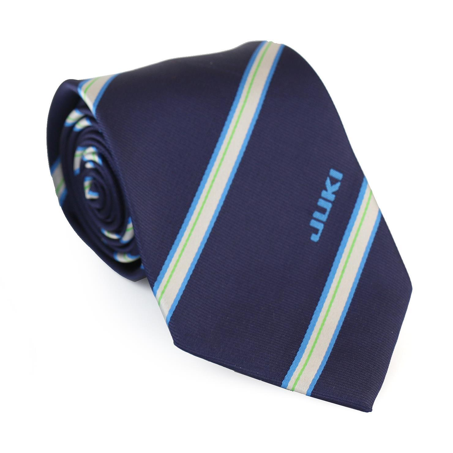 9846c6d70b91 China Top Selling Male Neckwear Navy Striped Logo Custom Men′s Ties - China Silk  Necktie, Silk Logo Necktie