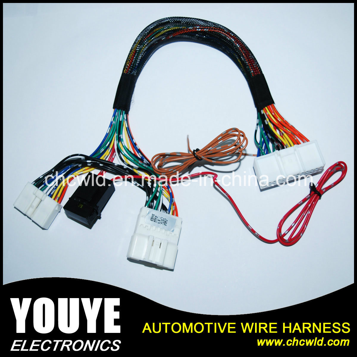 China 2016 Automotive Power Window Wire Harness For Beijing Hyundai Electrical Wiring Ruina Automobile Cable