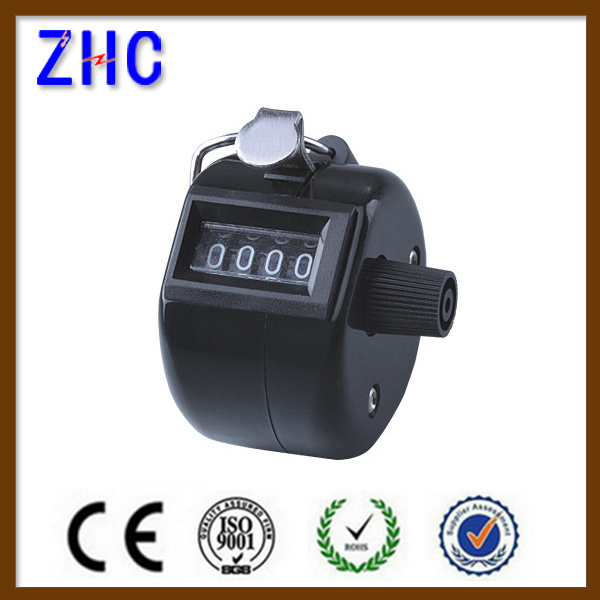 Mini Digital LED Electronic Counter Ring Tally Counter Hand Tally Counter