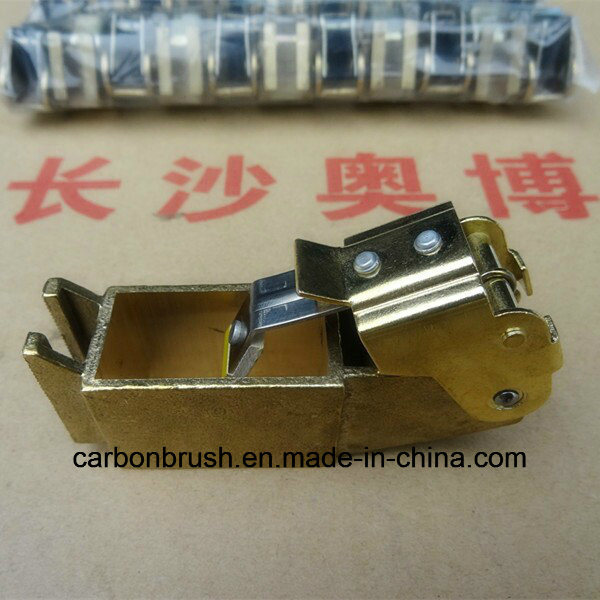 Sourcing Carbon Brush Holder for Carbon Brush Made in China pictures & photos
