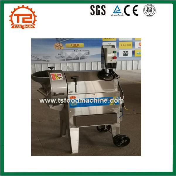 China Hot Sale Electric Potato Spiral Cutterpotato Cutter