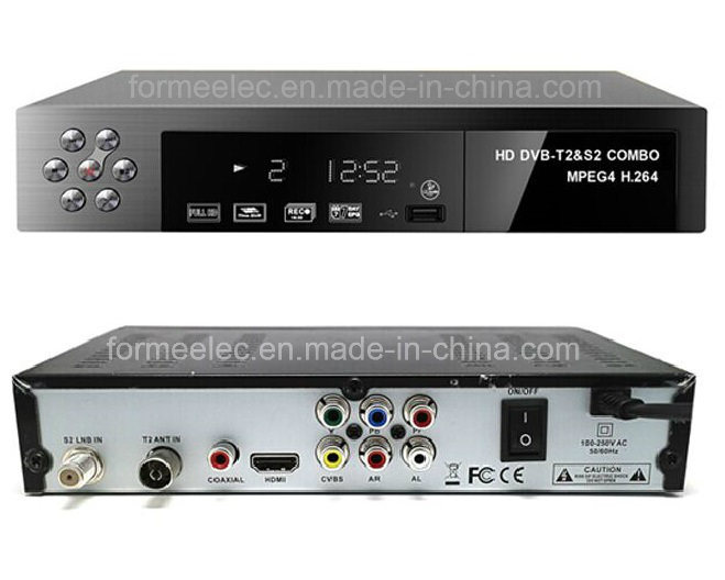 TV Set Top Box DVB-T DVB-S DVB-T2 DVB-S2 FTA Combo