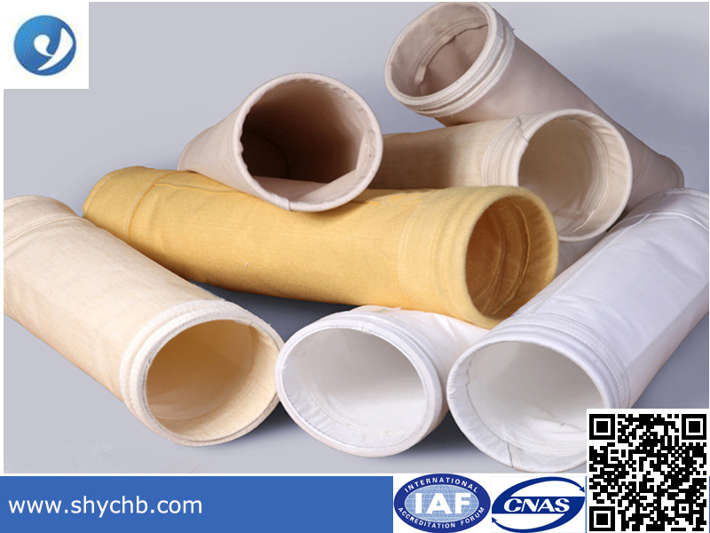 HEPA Filter Bag Dust Filter Bag for High Temperature