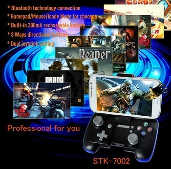 [Hot Item] 2018 Bluetooth Gamepad Support Ios 8 0, Android Smartphone