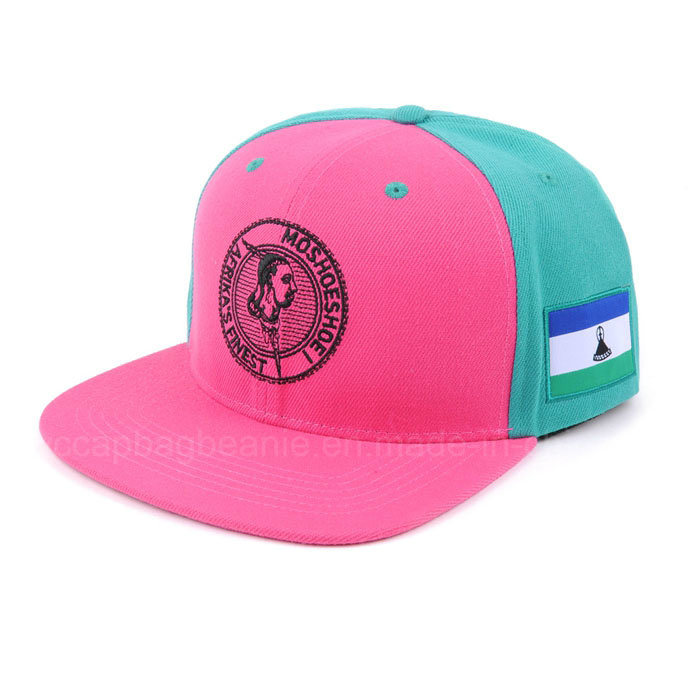 Cool Plain Custom Embroidery Customize Snapback Hats Flat Bill Hip Hop Cap  Plain Snapback Hats c1e787110da