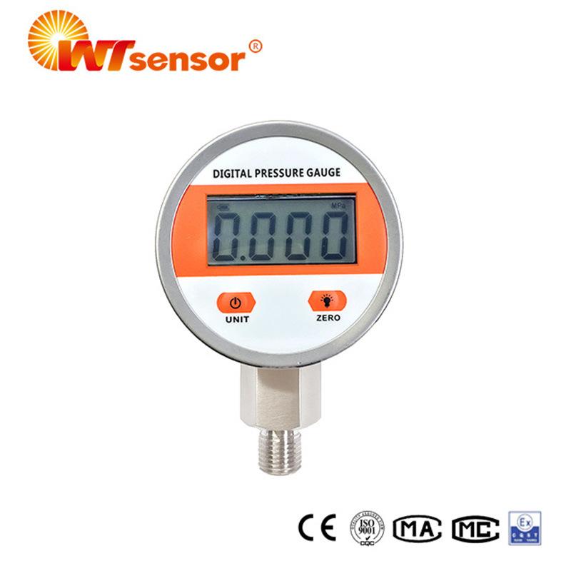 [Hot Item] Intelligent Digital Pressure Gauge for Air & Liquid Pressure  Gauge PCM560