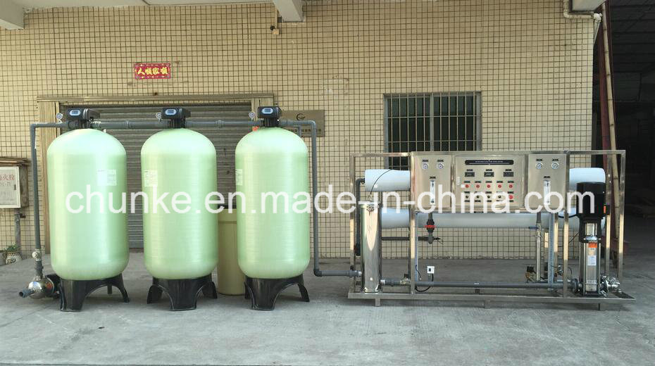 4000 Lph Water Purifier Machine with Reverse Osmosis System