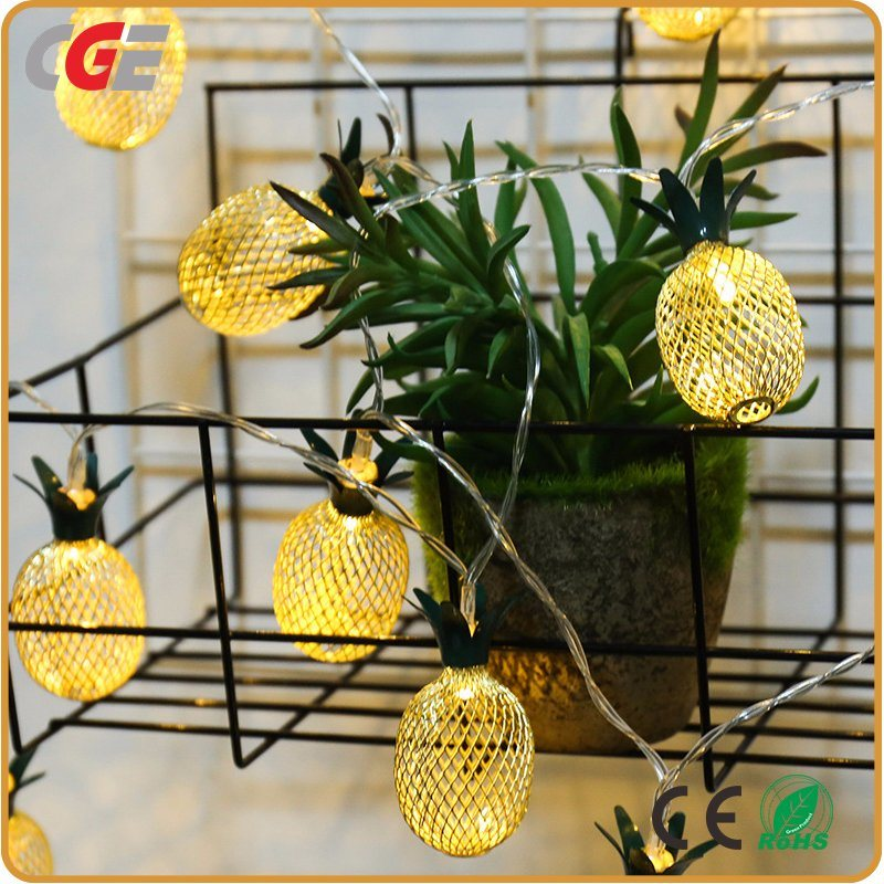 Christmas Pineapple.Hot Item Decoration Light Led Christmas Light Led Fairy Pineapple Type Led String Christmas Lights With White Holiday Light