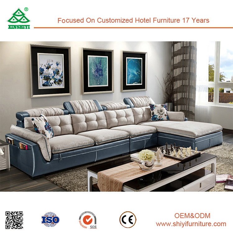 China Wedding Used High Back Chesterfield Sofa with Fabric Seating ...