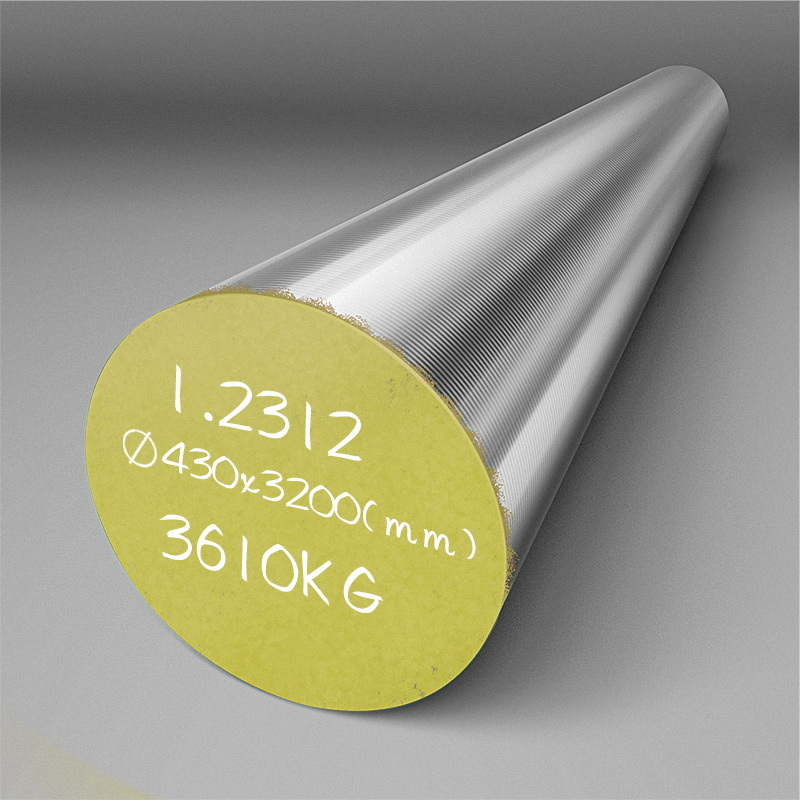China Annealing Heat Treatment P20+S 1 2312 Plastic Steel Photos