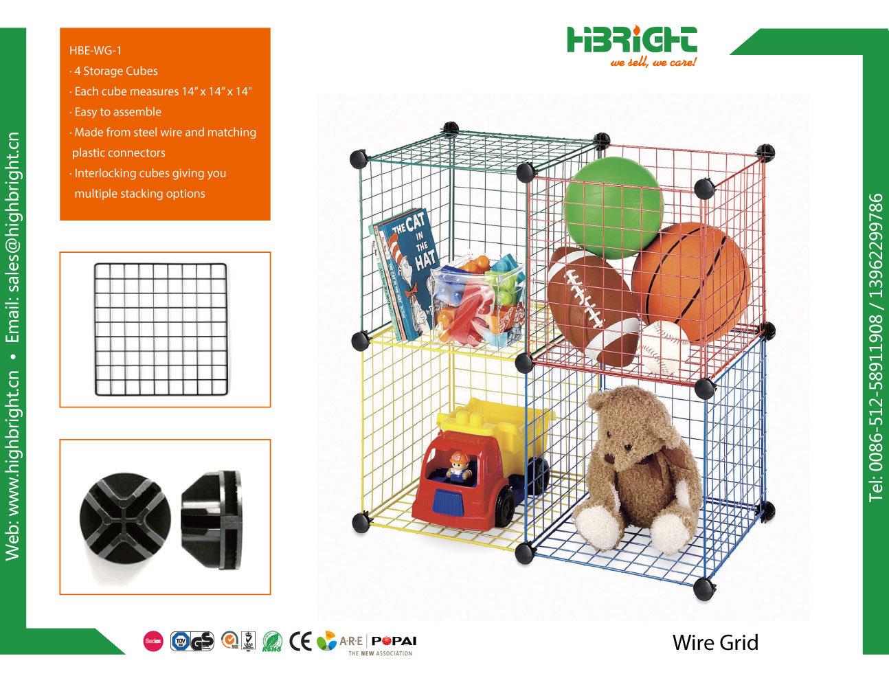 China Interlocked Modular Small Pet Guinea Pig Display Rack Wire ...