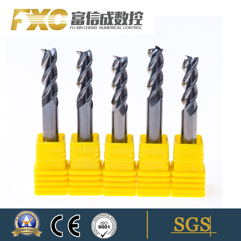 Aluminum Carbide Milling Cutter CNC Cutting Tools pictures & photos