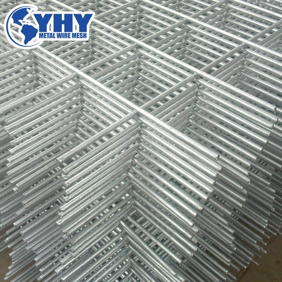 4 X 4 Welded Wire Mesh | China 6 Gauge 4x4 Inch Galvanized Welded Wire Mesh Fence Sheet For