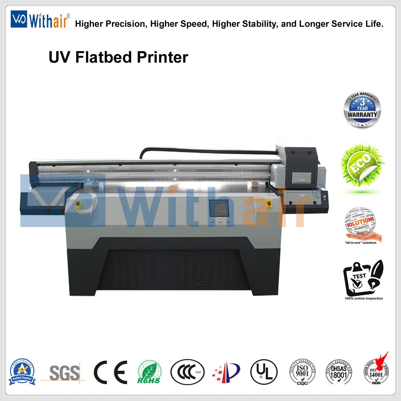 china factory uv credit card printer with ricoh printing head - Credit Card Printer