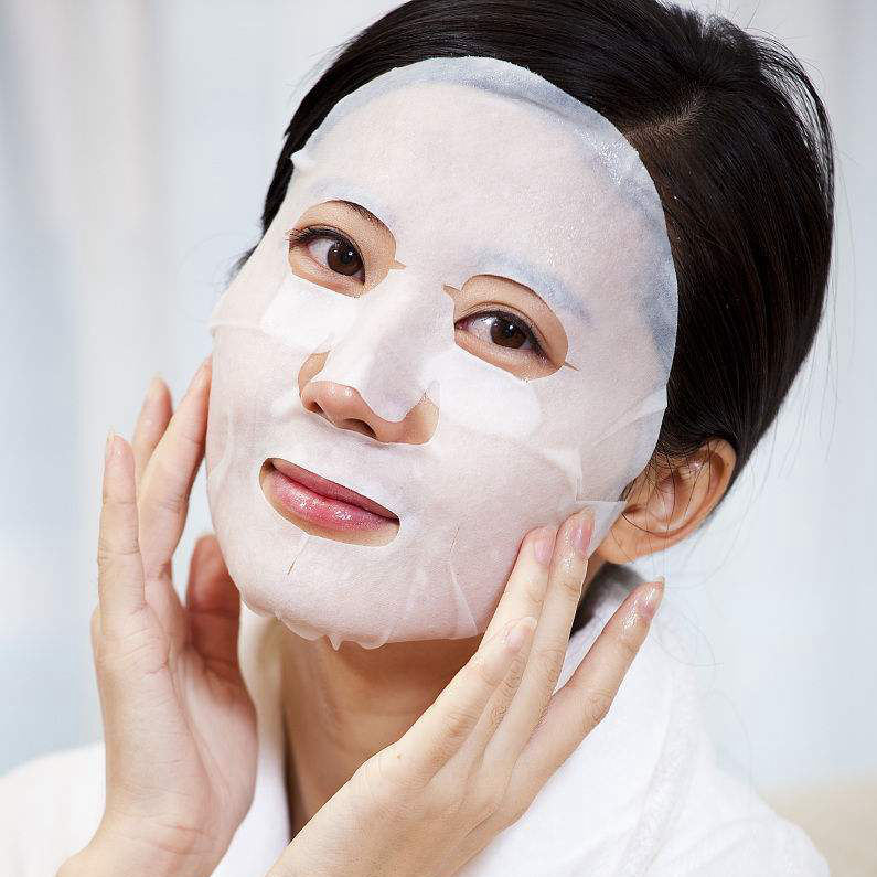hot Face Korean Hot Thin Item Beauty Mask High Sales Sheet Quality