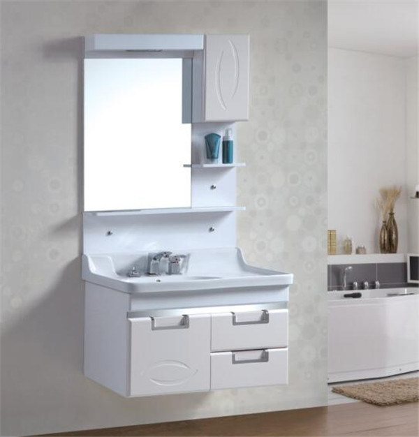 Pvc Lowes Bathroom Vanity Cabinets