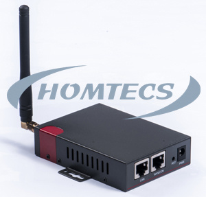 [Hot Item] Homtecs H20 Industrial Wireless Cellular 3G Router 1LAN 1wan