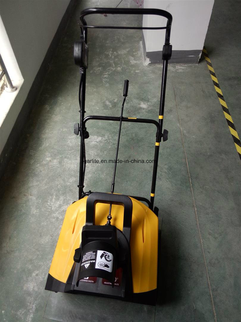 1600W Electric Snow Blower 18""
