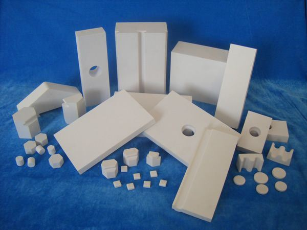 Wear Resistant Alumina Ceramic Products
