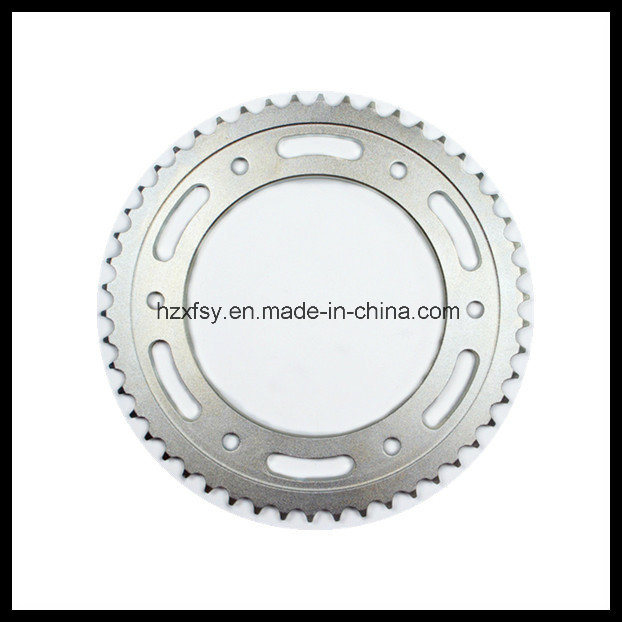 China Motorcycle Steering Parts of Rear Sprocket pictures & photos