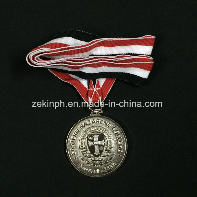 Custom Zinc Alloy Medal with Lanyard for Rewards pictures & photos