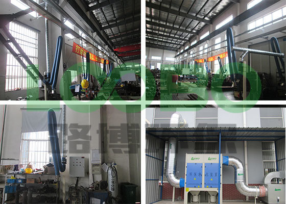 Grinding Welding Laser Cutting Dust Extraction and Filtration Housing Dust Collector pictures & photos