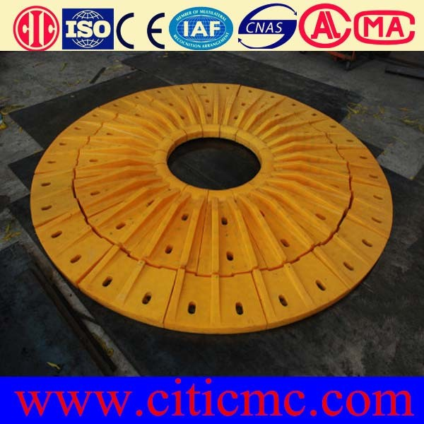 Citic IC Mill Body Lining pictures & photos