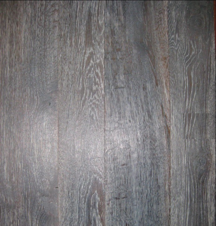 China Classic Wood Parquet Floor Oak Engineered Hardwood Flooring