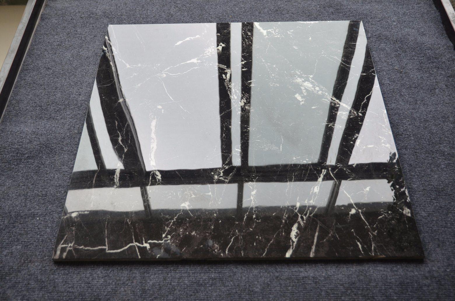 China High Quality Black White Porcelin Ceramic Tile Price in UAE ...