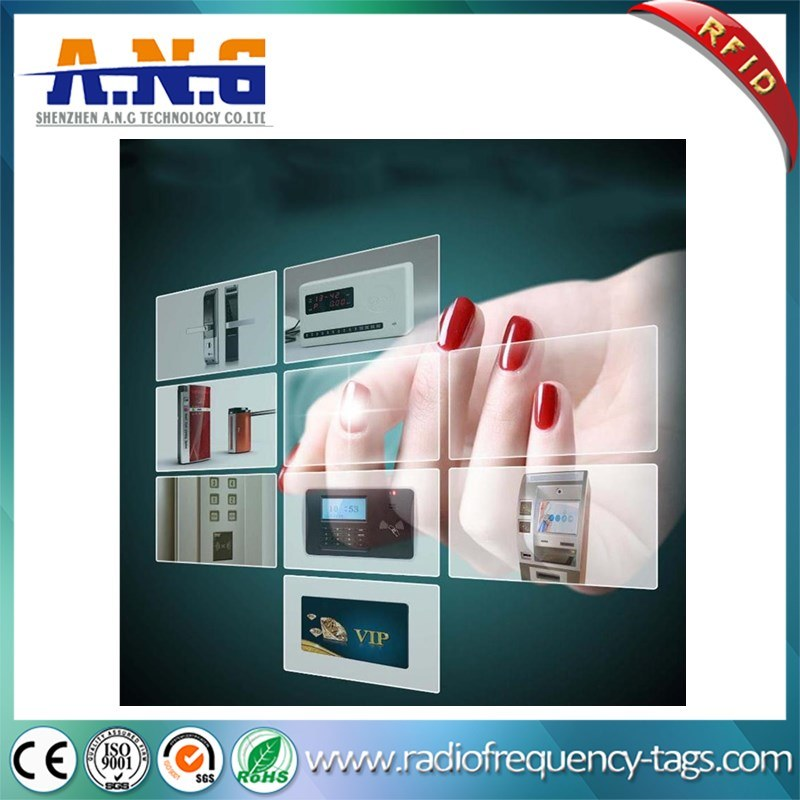 China Hot Fashion NFC LED Lighting Smart Nail Sticker Without ...
