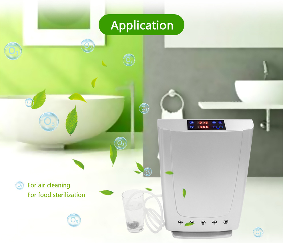 Air Purifier with Ozone Generator and Plasma Generator for Home Use (GL-3190) pictures & photos
