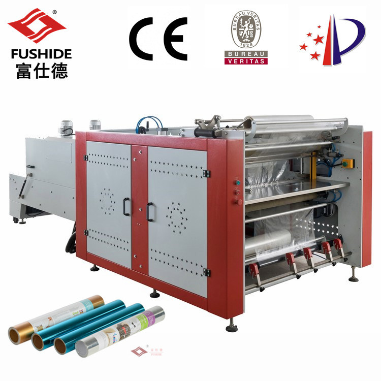 Good Packaging Effect Wallpaper Semi-Automatic Horizontal Sealer/Sealing Heat Shrink/Shrinkable Wrapping/Packaging/Packing Machine/Machinery Production Line