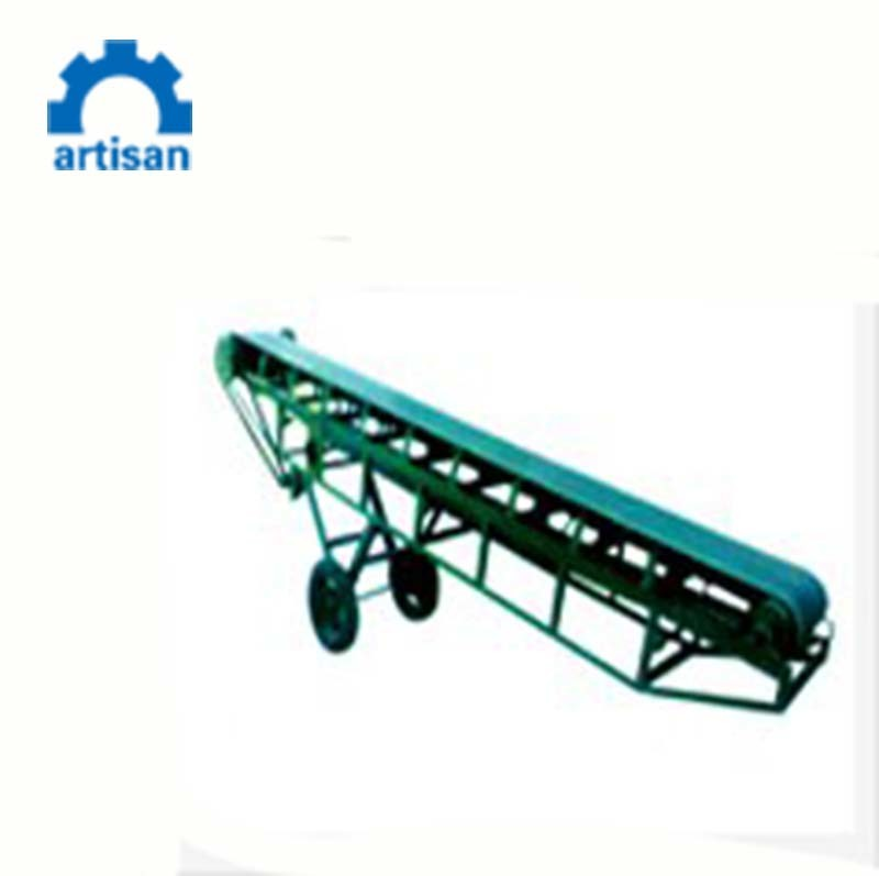 PVC Rubber Belt Conveyor for Bottle/Carton Injection Moulding Machine pictures & photos