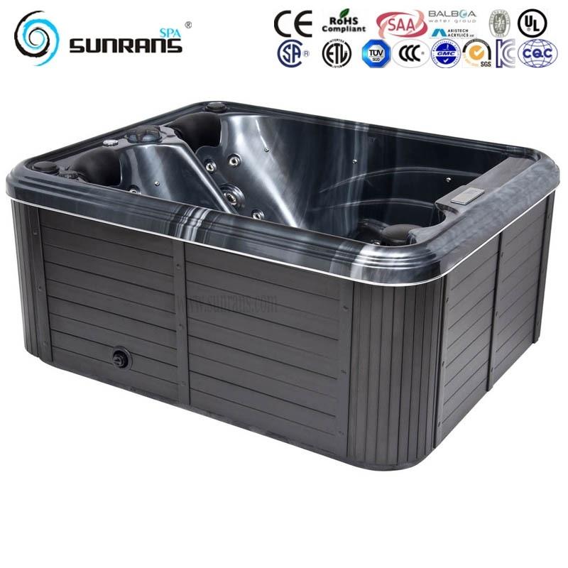 China Balboa System 2 Person Acrylic Outdoor Jacuzzi Spa Hot Tub