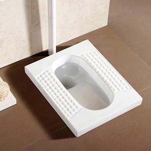 China Ceramic Toilet Sanitary Ware S-Trap Toilet Squat Squatting Pan ...