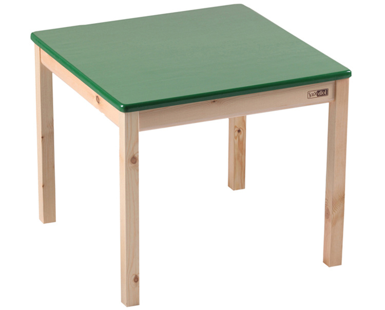 Children Colorful Table Wooden Table Children Study Table (M-X1077)