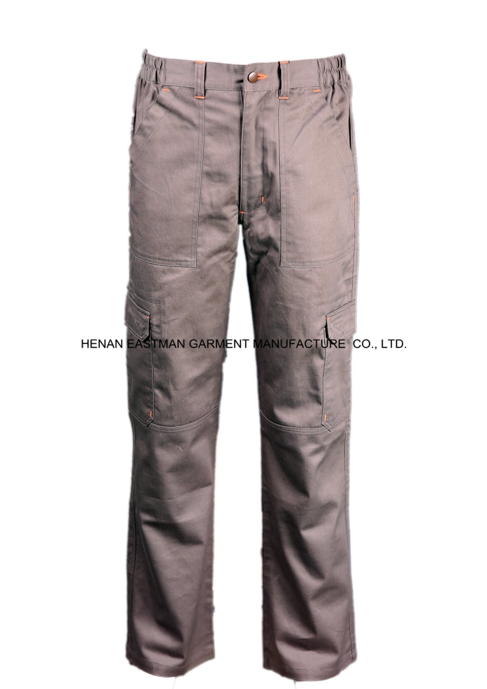 Fr 99%Cotton /1% Carbon Fibres Pants for Security Field