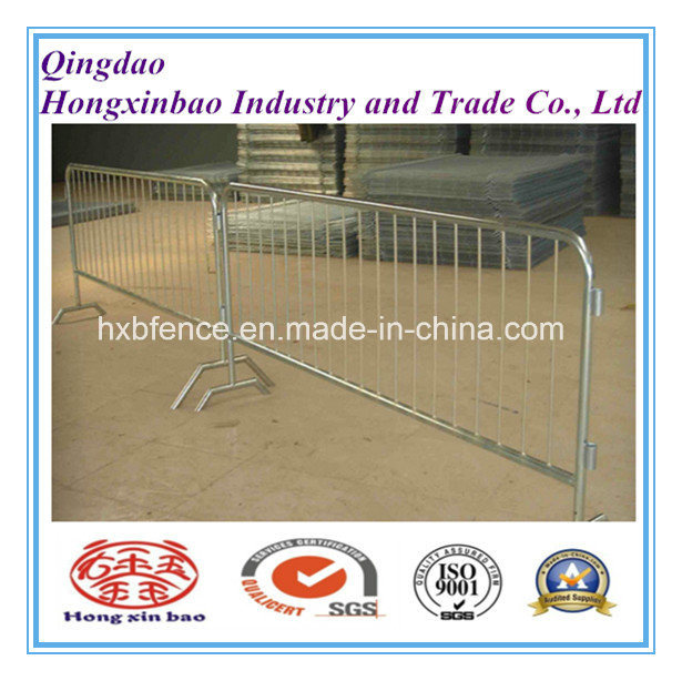 Removable Hot Dipped Galvanized Temporary Fence