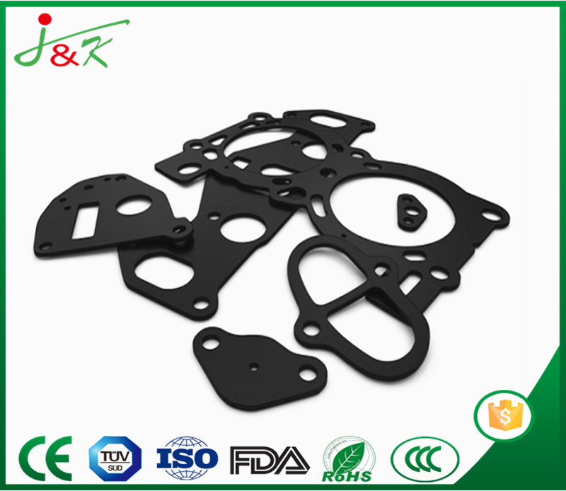 China Round Flat EPDM Viton FKM Silicone Rubber Washer/Rubber Gasket ...